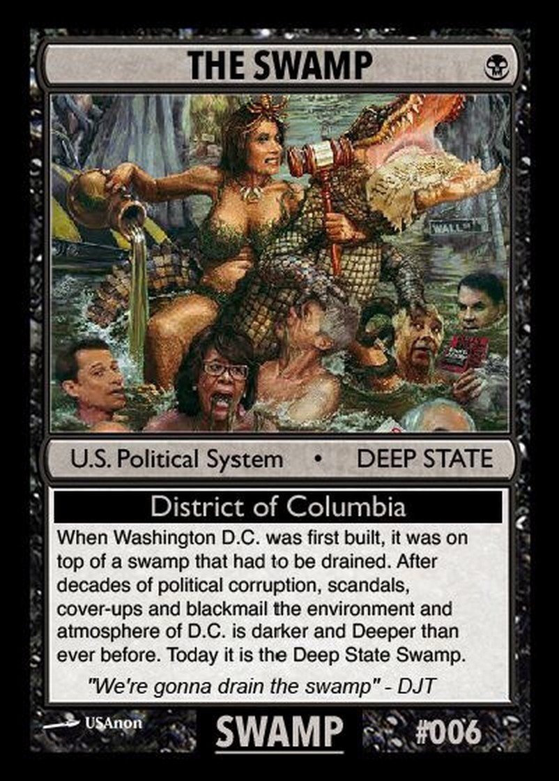 The Swamp card