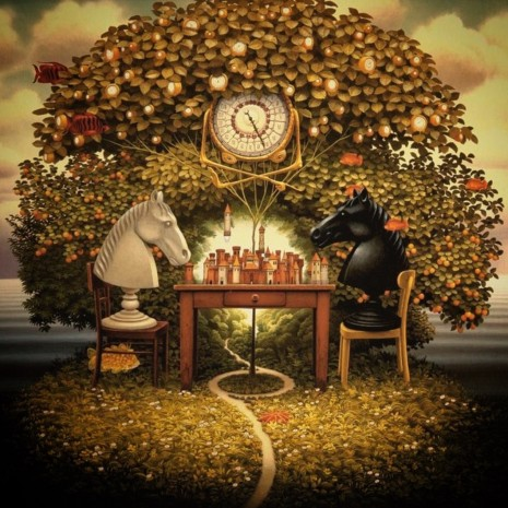 chess through the looking glass