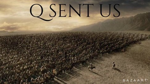 q sent us army