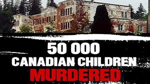 indigenous children murdered