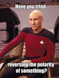 meme star trek reverse polarity